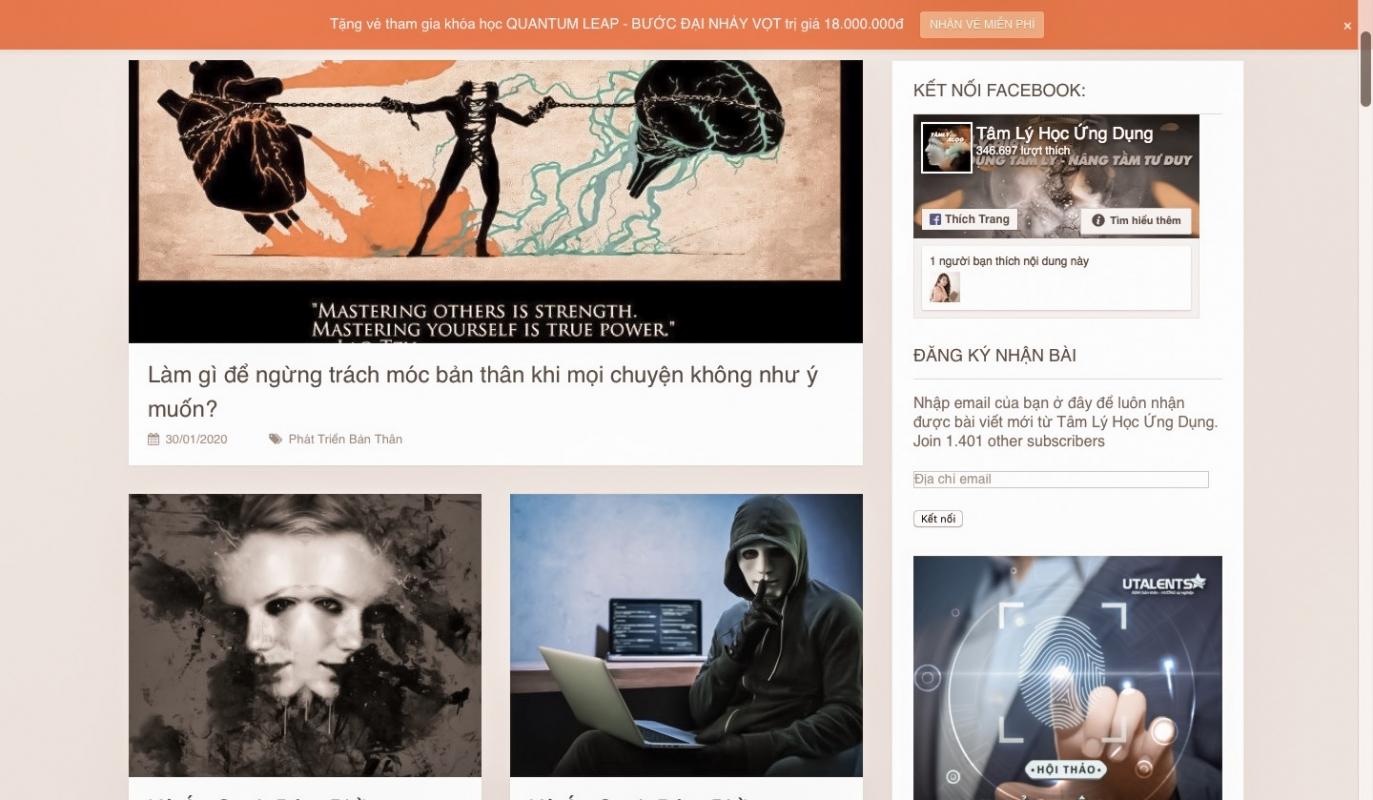 5 WEBSITE/ BLOG VỀ ĐỌC SÂU MÀ MÌNH YÊU THÍCH I Dreamiie Than 2